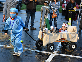 Halloween Horribles Parade brings ghouls and cuties to town