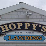 Hoppy's Dock Coming Out