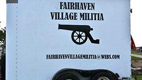 Fairhaven Village Militia offers trip to Foxwoods