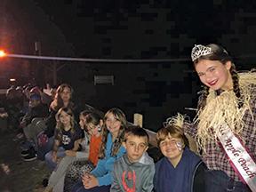 Acushnet holds annual Haunted Hayride