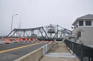 Fairhaven-New Bedford bridge to close starting April 20