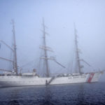 Tall ship Eagle to visit NB; USCG band to play in Fairhaven Ctr