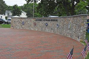 Buy a Brick in the Veterans Memorial Park in Acushnet