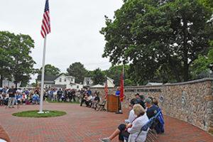 Acushnet Veterans Memorial: to remember and honor