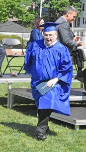 Fairhaven High School sends 145 into the world