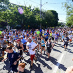 Road race draws 1667 to the streets of Fairhaven