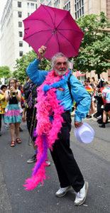 Boston Pride draws public and politicians alike