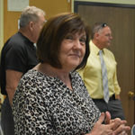Kathy Tripp retires from public works after 40 years