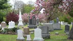 Riverside Cemetery Evening Tour