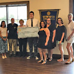 Rotary awards second scholarship