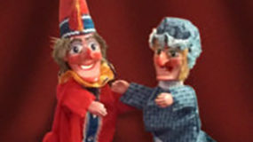 Monday Morning Fun: Punch & Judy