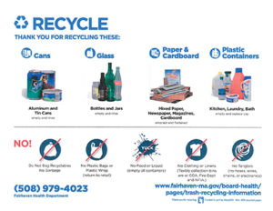 $30K grant helping Fairhaven improve recycling
