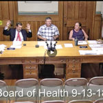 Board of Health meeting sinks into sniping and accusations