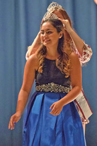 Natasha Moniz wins Miss Apple Peach 2018