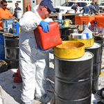 Hazardous Waste Day clears out the sheds and cellars