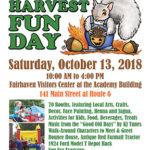 Sixth annual Harvest Fun Day celebrates fall