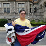 Kligel takes over big flag duties