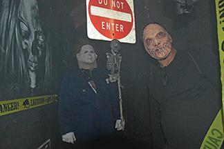 YAHAHAHAHAHAHAHAHAHA: Follow the Halloween Trail…if you dare