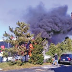 Fairhaven Fire responds to two reports of fire