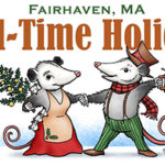 Old Time Holiday event is this weekend