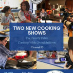 Two new cooking shows on Fairhaven TV