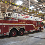 Fairhaven Ladder 1 dedicated to Earl Faunce