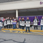 Stop & Shop workers on strike