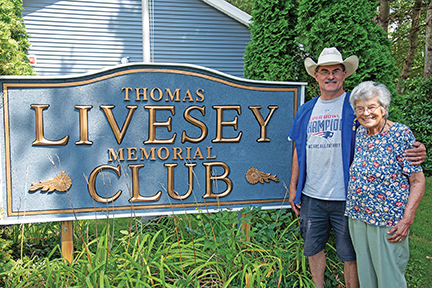 Livesey Memorial Club rebuilt after fire
