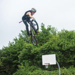 Pump track demo event raises funds and provides lots of fun