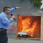 Fire Department Open House stresses safety and fun