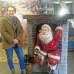 NFIA Santa restored