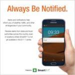 Emergency Alerts sign up