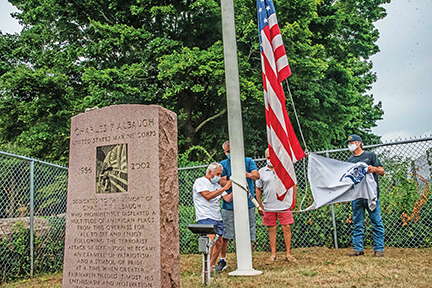 Overpass flag will honor all branches