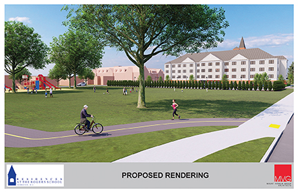 Rogers School proposal unveiled, public weighs in