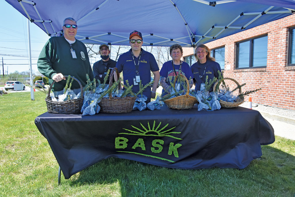Bask holds tree giveaway for Arbor Day