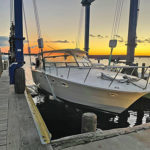 Sunken vessel raised from Nye's Ledge