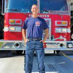 Fairhaven welcomes new Firefighter/EMT